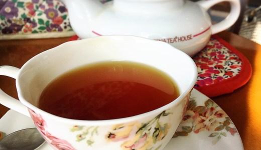 【愛知県小牧市 本格的紅茶専門店「ティーハウスsima(シマ)」はランチもおいしい!】