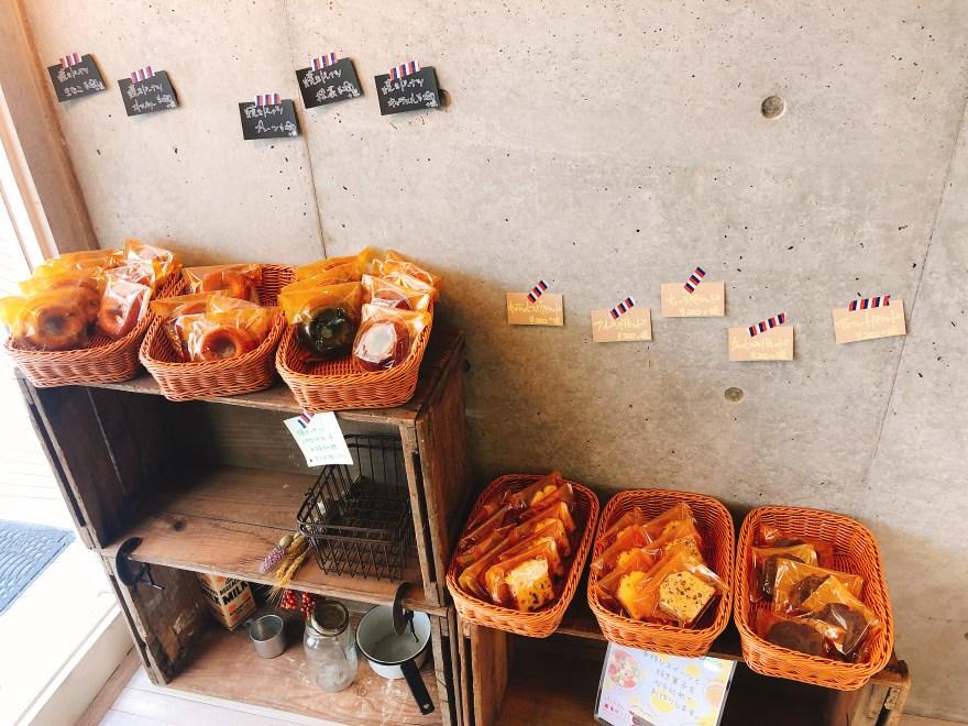 タルトストーンの焼き菓子