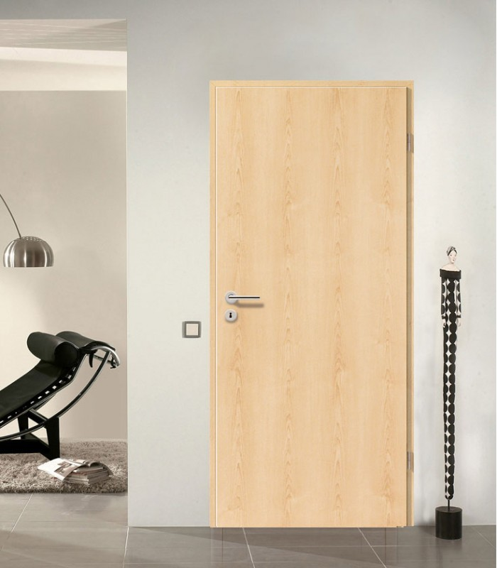 Internal Maple Doors Contemporary Standard Maple Fire