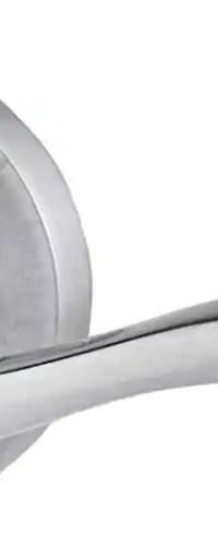 Ironmongery Ariel Satin Chrome Privacy Handle Hardware Pack