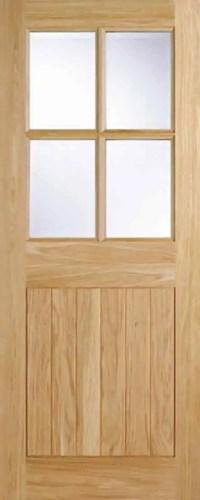 Oak Cottage Glazed 4L