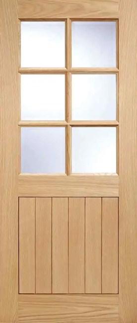 Oak Cottage Glazed 6L