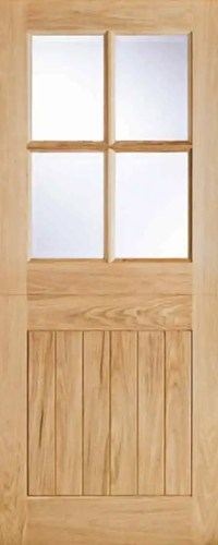 Oak Cottage Stable Glazed 4L