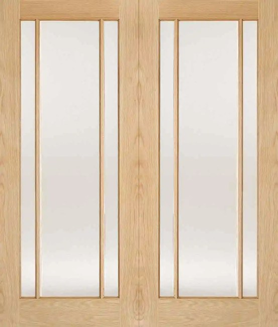Oak Lincoln Glazed 3L Pairs