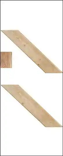 Oak Solid Bracing Pack LB