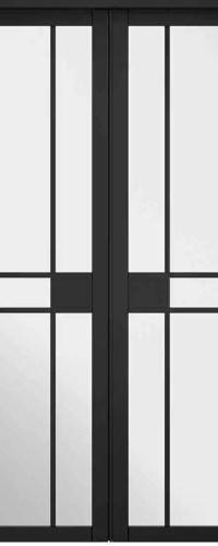 Room Divider Black Greenwich W4