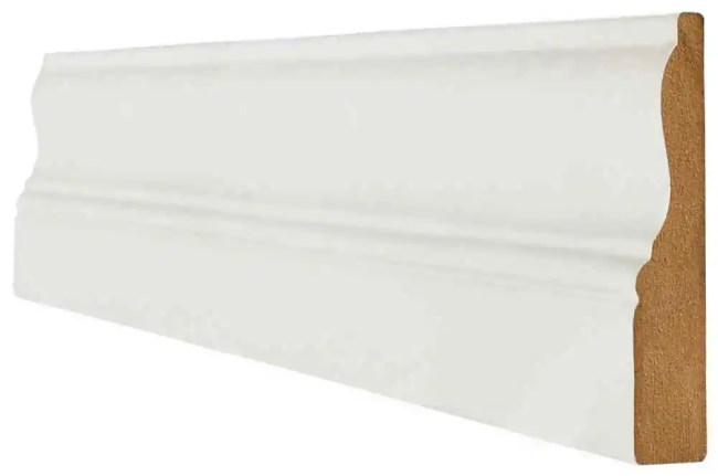 White Primed Architrave Ogee