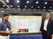 Chandra and Dr. Elliott (DDW 2016)