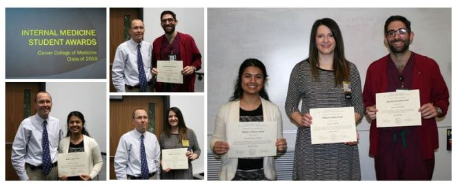M4 Student Awards, 2017-18