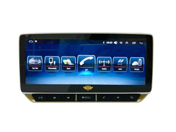 Ateen BMW Series Car Android Music System For baleno