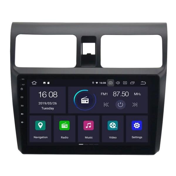 For-Suzuki-Swift-2005-2010-Android-9-0-Quad-Core-Autoradio-Car-Radio-Stereo-GPS-Navigation