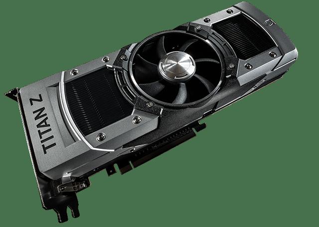 GeForce GTX TITAN Z - Fully Assembled