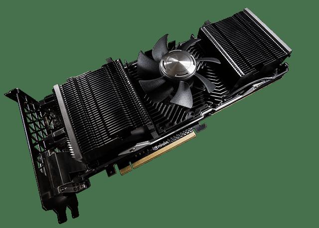 GeForce GTX TITAN Z - Fan & Fin Stack