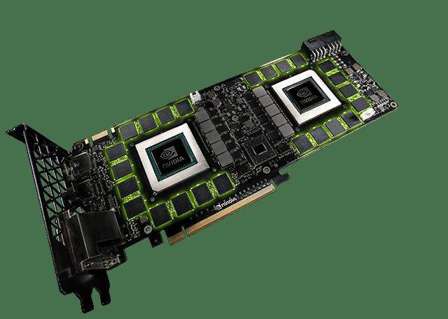 GeForce GTX TITAN Z - 12GB of VRAM