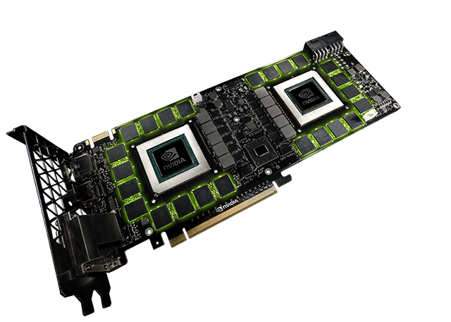 GeForce GTX TITAN Z - 12GB of VRAM