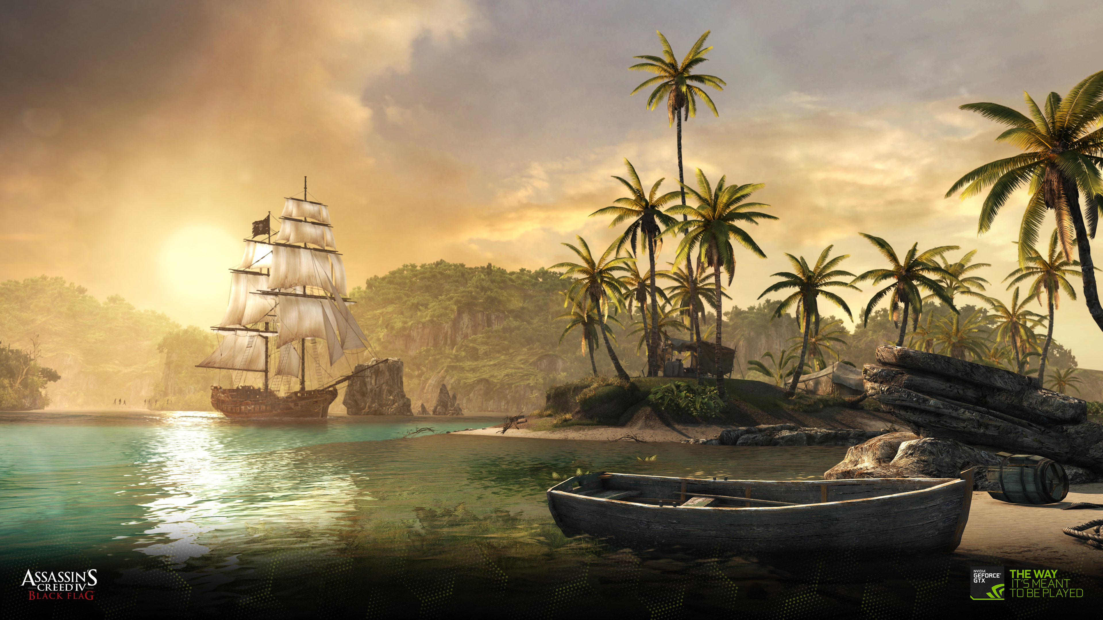 Download The Assassins Creed IV Black Flag Wallpapers