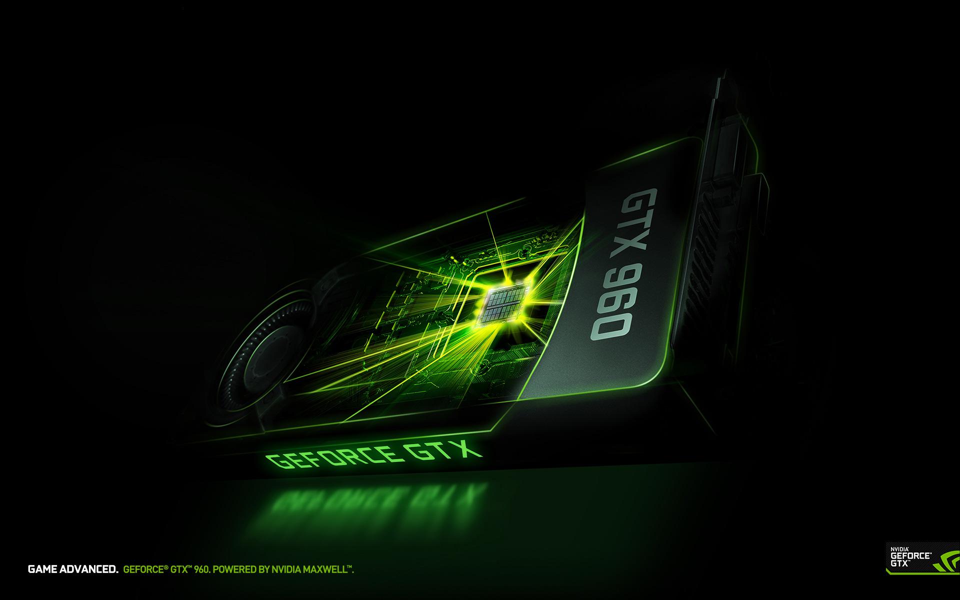 Download The GeForce GTX 960 Wallpapers GeForce