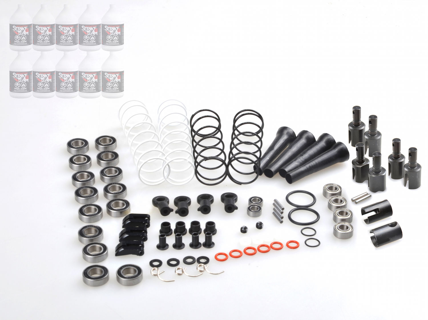 10 Gallon Service Pack By Jqracing
