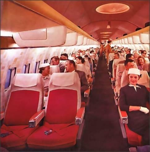 Boeing 707, 1958