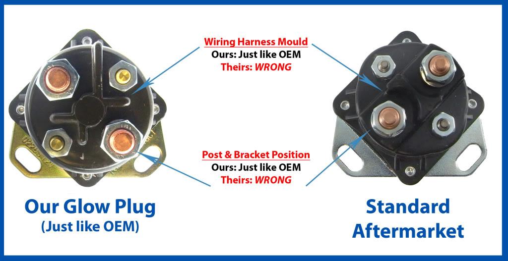 how to change glow plugs on 7.3 idi