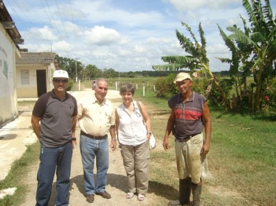 Visit at the ICA (Instituto de Ciencia Animal) - Cuba