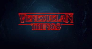 Stranger Things in Venezuela: the Default Demogorgon