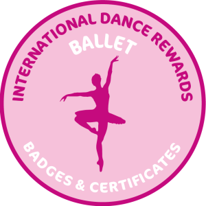 Ballet Badges & Certificates