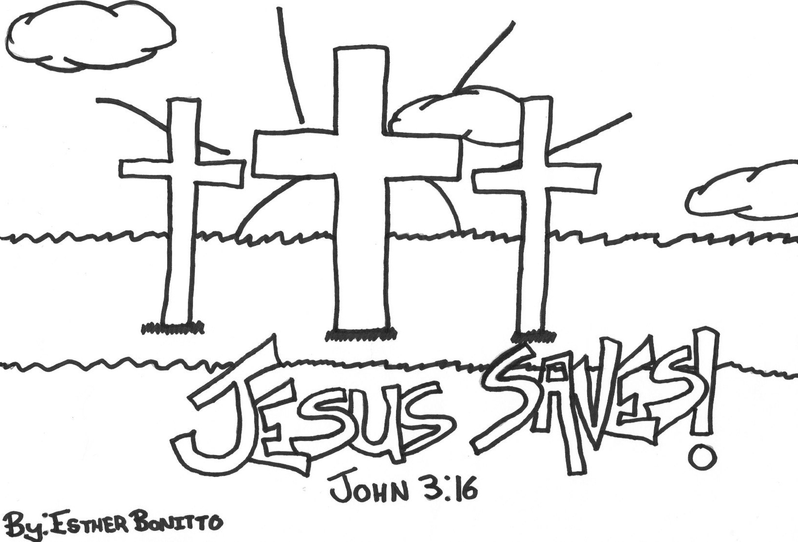 Abc Of Salvation Worksheet