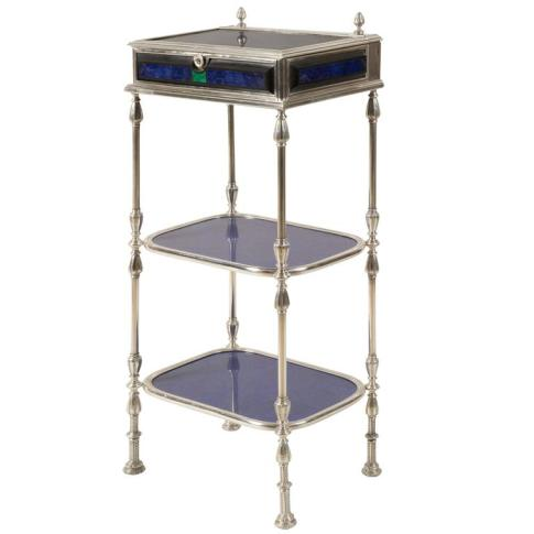 french antiques etagere