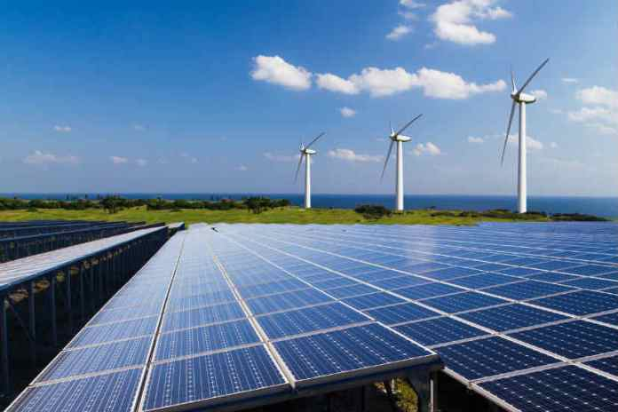 Canada pension plan, renewable energy investment