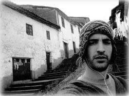 Exploring the streets of Cuzco, Peru.