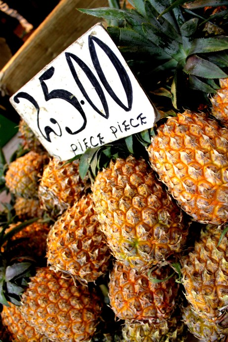 Fresh Fruit at the Port Louis Bazaar