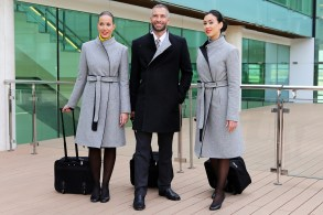 New Vueling winter coats