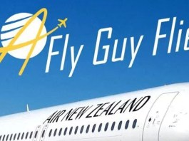 Air New Zealand Logo