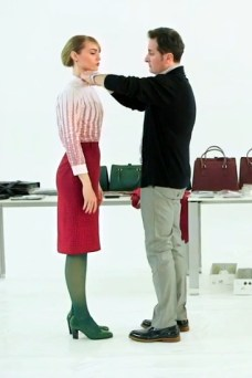 Female Cabin Crew Uniform