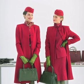 Female Cabin Crew Uniform