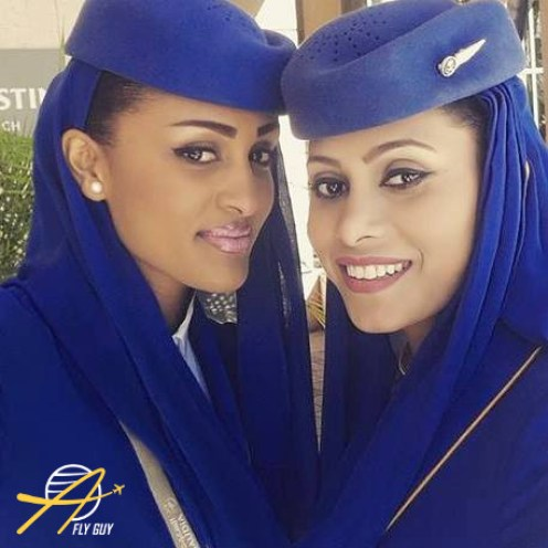Saudia cabin crew
