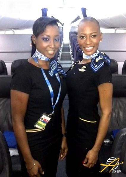 Copa Airlines cabin crew