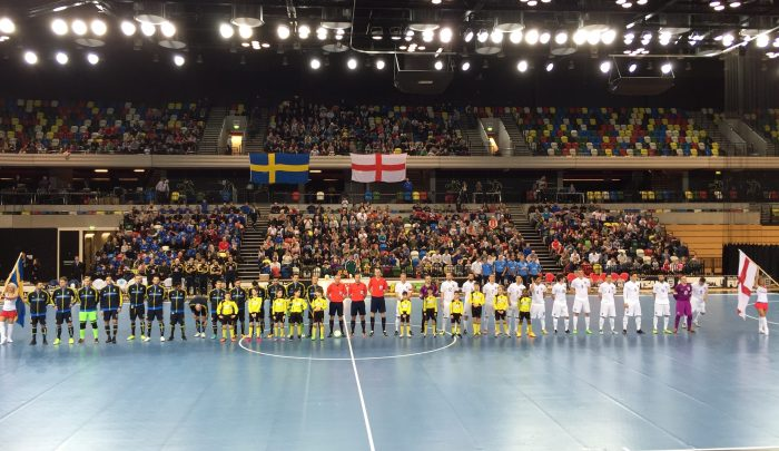Futsal at the Copperbox