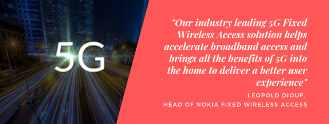 Finland gets Nokia's 5G Network