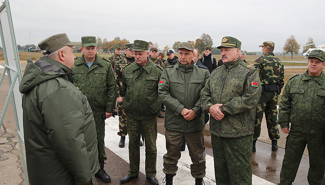 Belarus explores possibility of joint military exercises with NATO