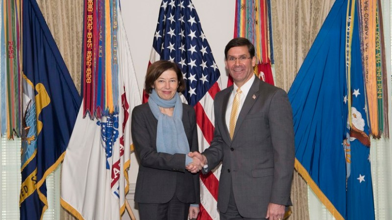 US and France strengthen defence ties