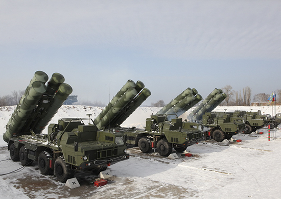 Why China wants Russian S-400 missile defence system?