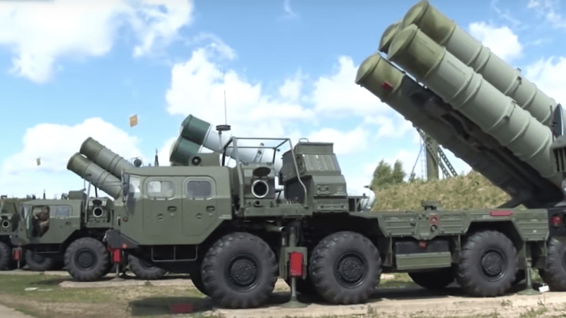 Russia completes test of stealth killer S-500 missile defence system that could threaten F-22 and F-35
