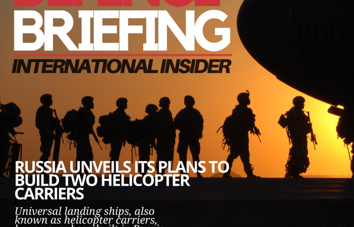 Weekly Defence Briefing 10 April