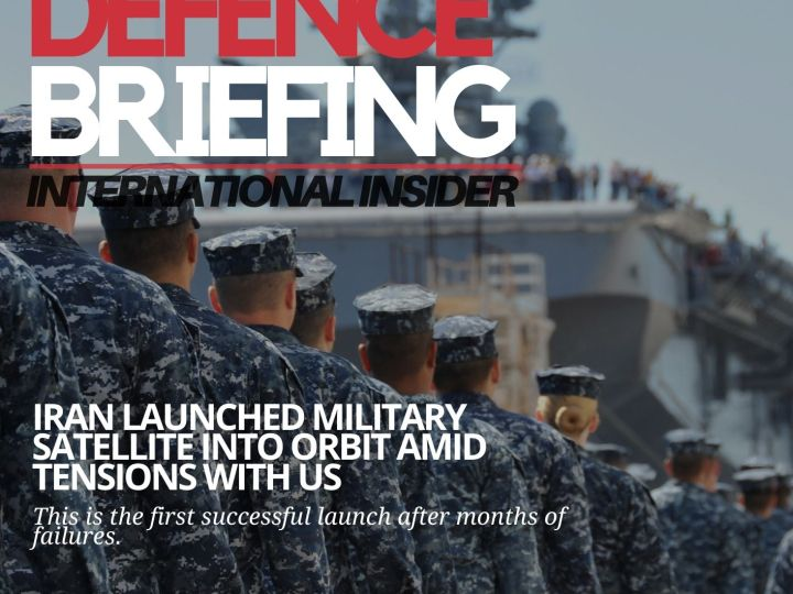 Weekly Defence Briefing 24 April