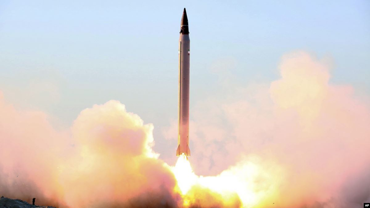 Tehran launched military satellite into orbit amid tensions with US