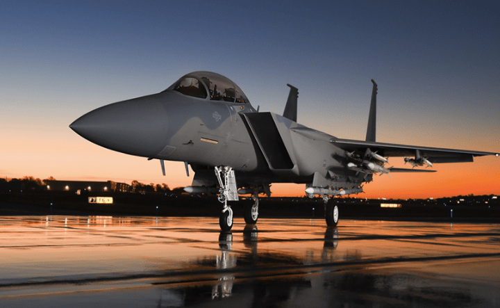 Boeing concludes first flight of F-15QA developed for Qatar Emiri Air Force
