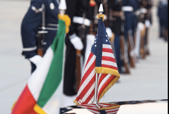 US and Italy Defence chiefs call  for countering Chinese and Russian disinformation campaigns