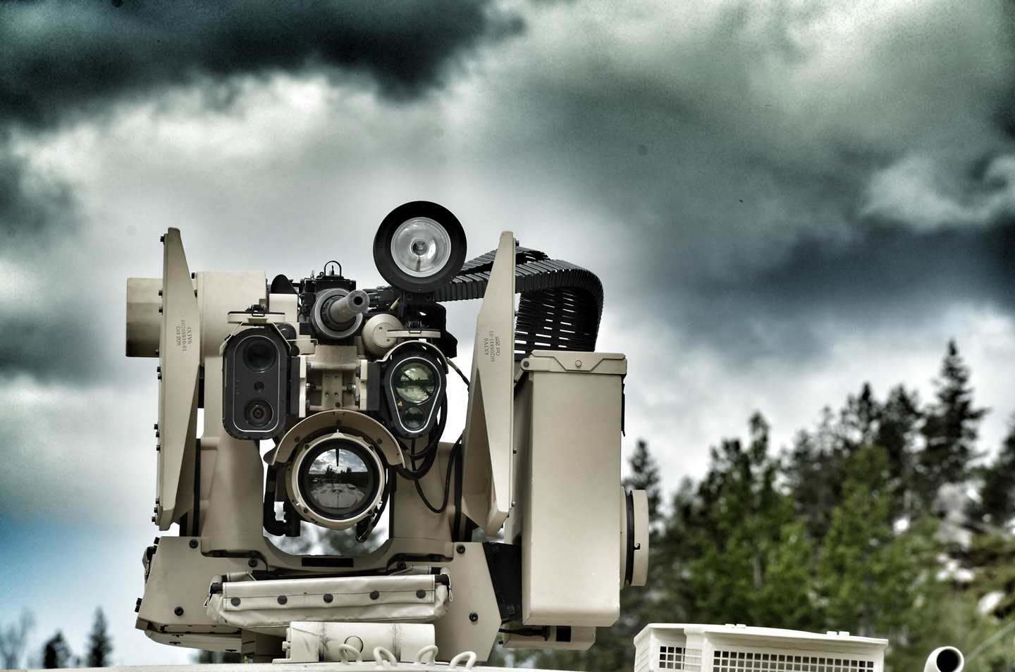 Protector Remote Weapon Stations (RWS) – Kongsberg